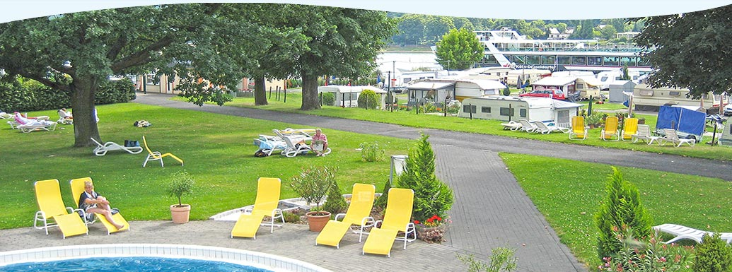 Camping Am Rhein Baden Württemberg